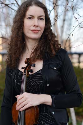 Photo of Megan Gould - Guest Artist
